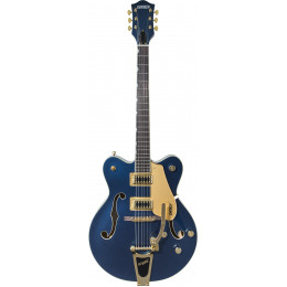 Gretsch G5422TG Limited Edition Electromatic Hollow Body Double-Cut with Bigsby, Midnight Sapphire Полуакустическая электрогитара
