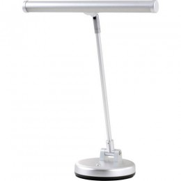 Gewa PIANO LAMP PL-15 Matt Silver LED-лампа для фортепиано