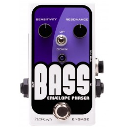 Pigtronix BEP Bass Envelope Phaser Педаль для бас-гитары фэйзер