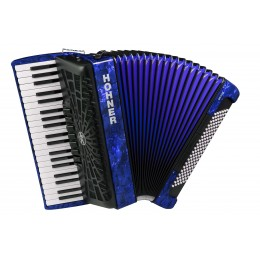 Hohner The New Bravo III 120 dark blue (A16841) аккордеон 4/4